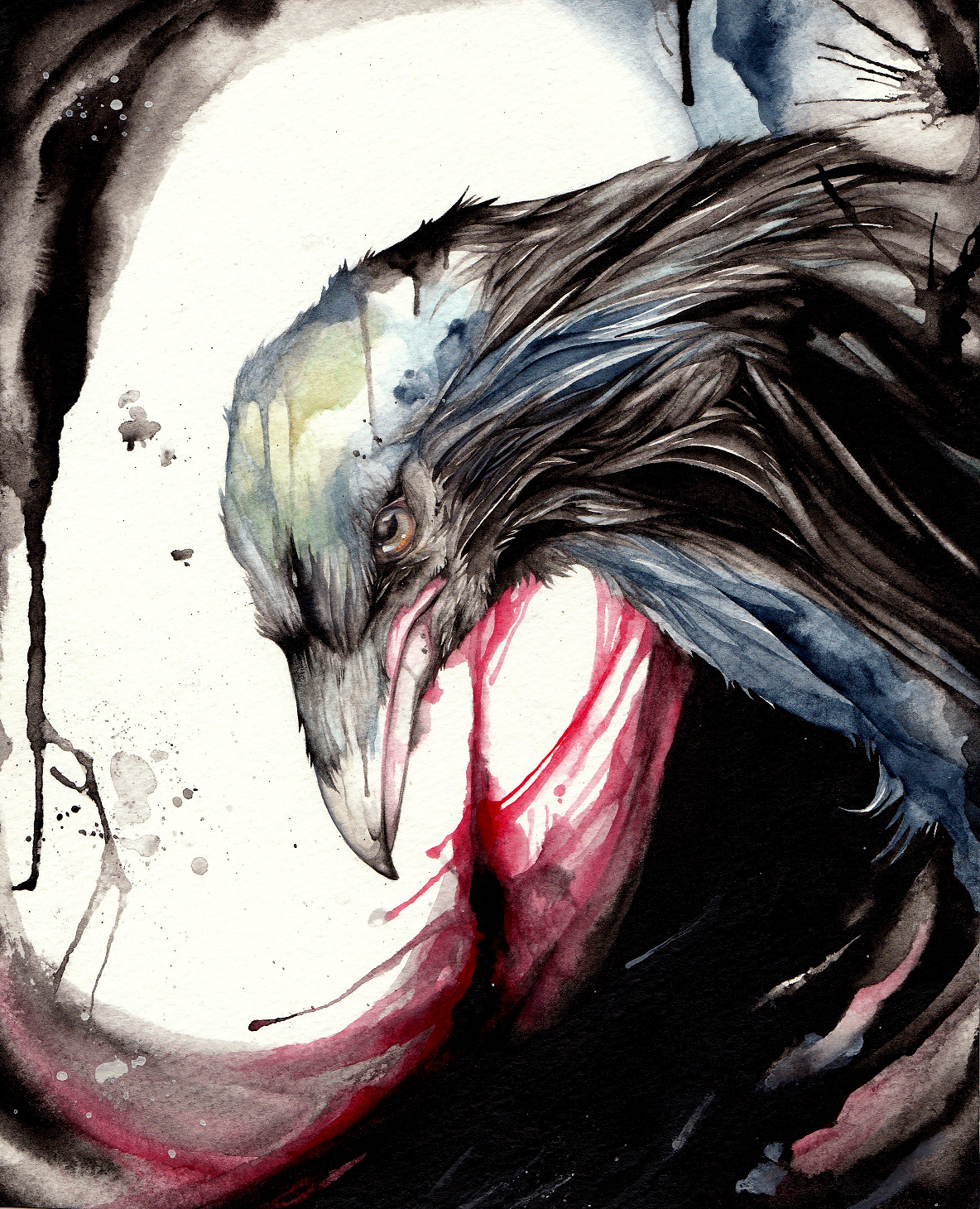 Pay Your Respects to the Vultures... by Cradlesin ...
