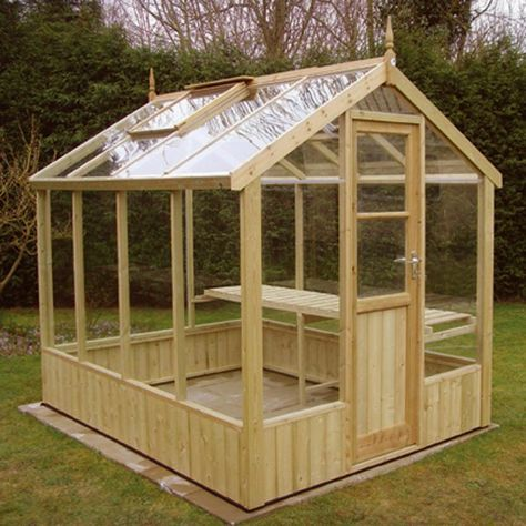 Tips On How To Build A Greenhouse Cheap | Backyard ...