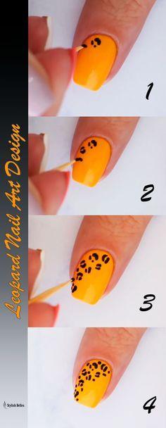 Design Of Nail Art At Home Boodecondby