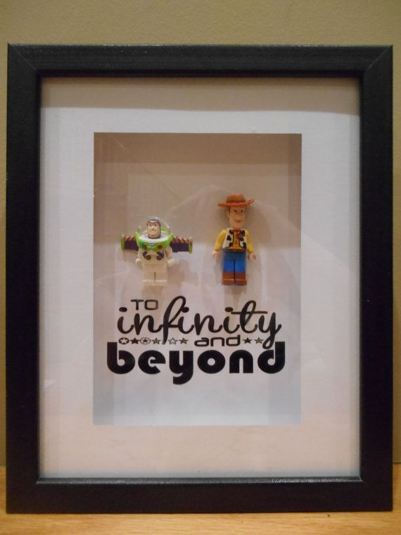 Toy Story Lego Shadowbox! To infinity and beyond - on Etsy ...