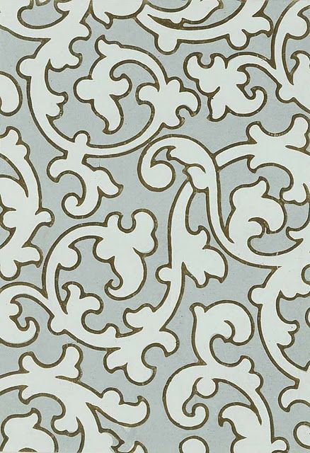 William Woollams and Co. Block wallpaper design, 1851 ... make this ...