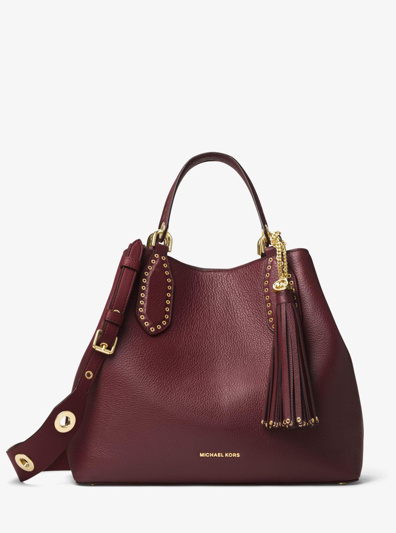 La nuova borsa Michael Kors si chiama Brooklyn- CosmopolitanIT e9cf7df4da6