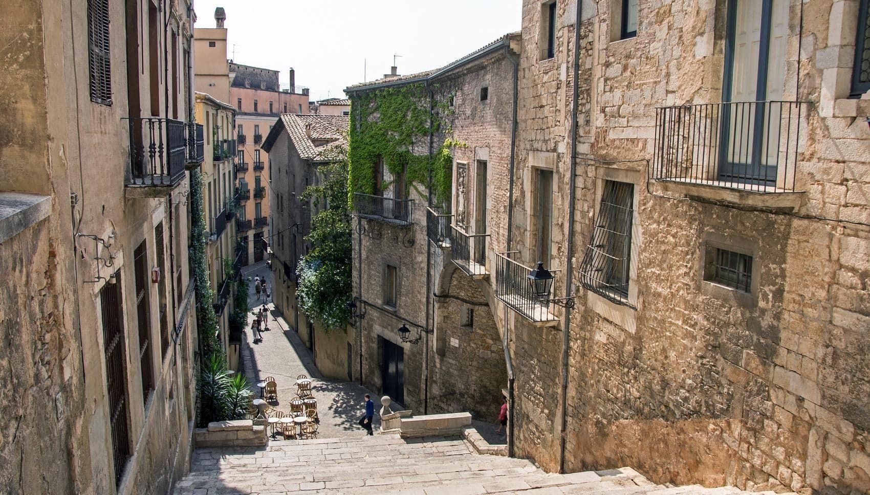 Girona, Spain — Braavos Cool places to visit, Filming