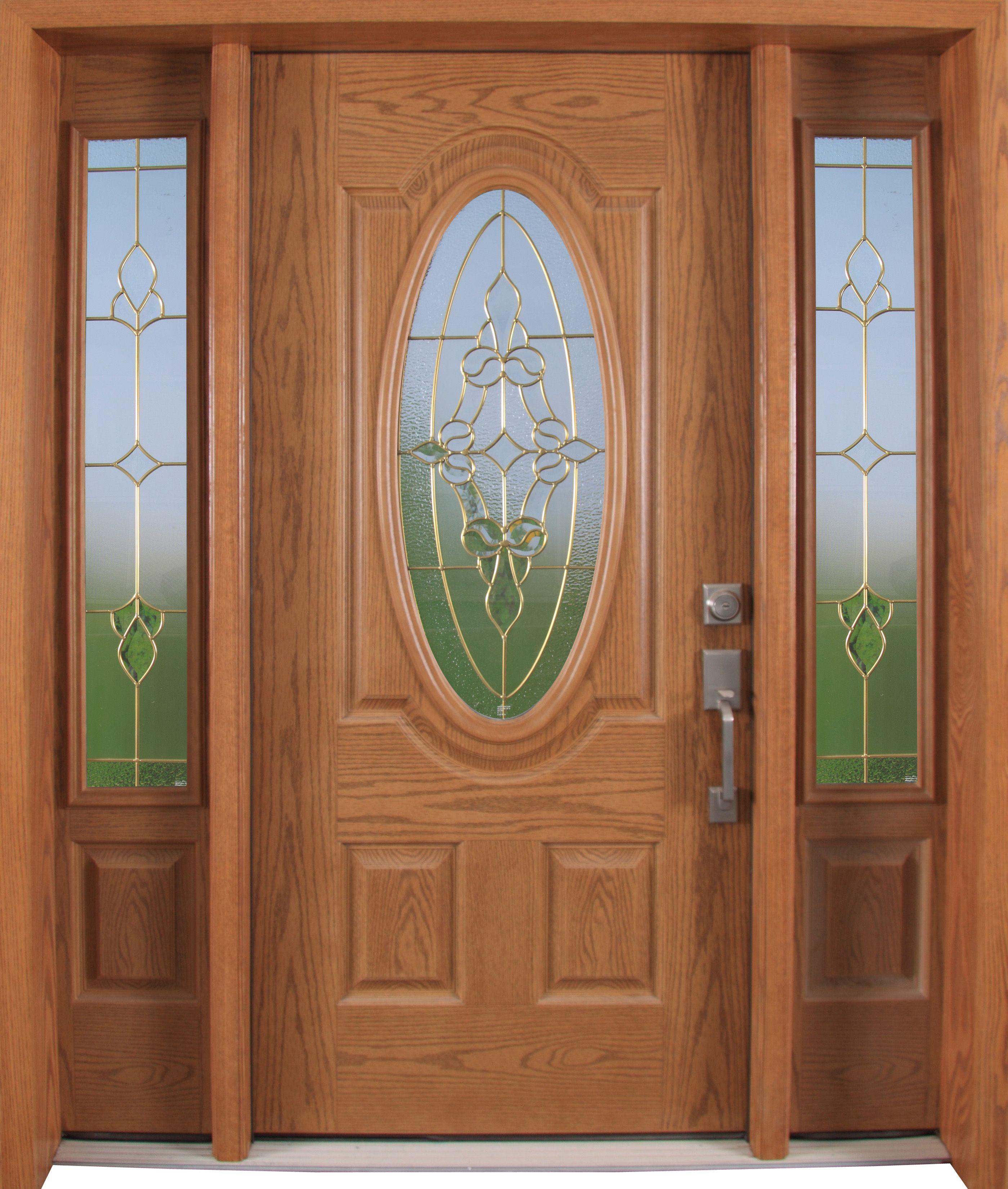 Puerta Fibra De Vidrio Con Doble Lateral Decor Puertas Home Decor