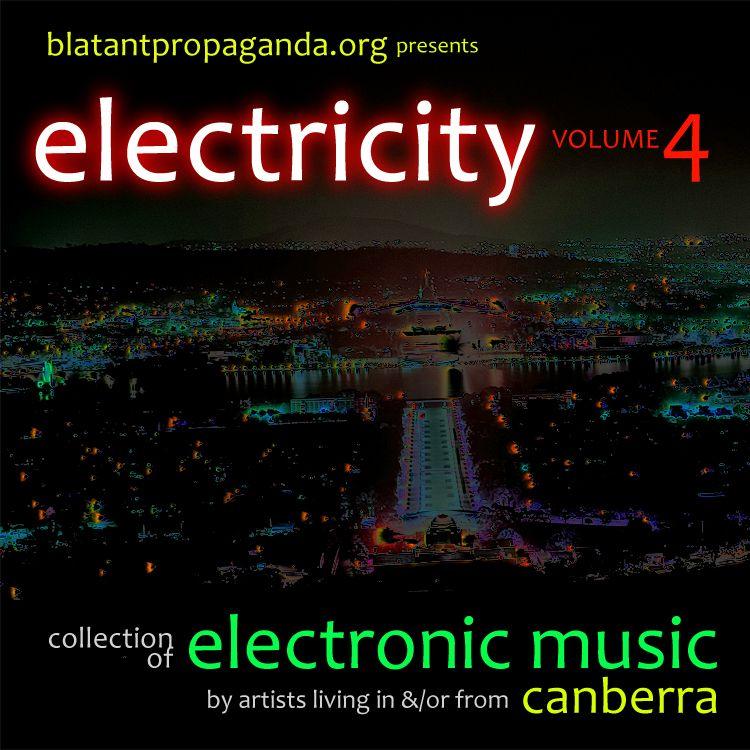 Electricity 4 Canberran EDM Dark Electronic Dance Music