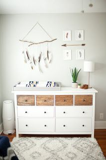 Ikea Drawers Sanded Down And Stained Nursery Rugsuni