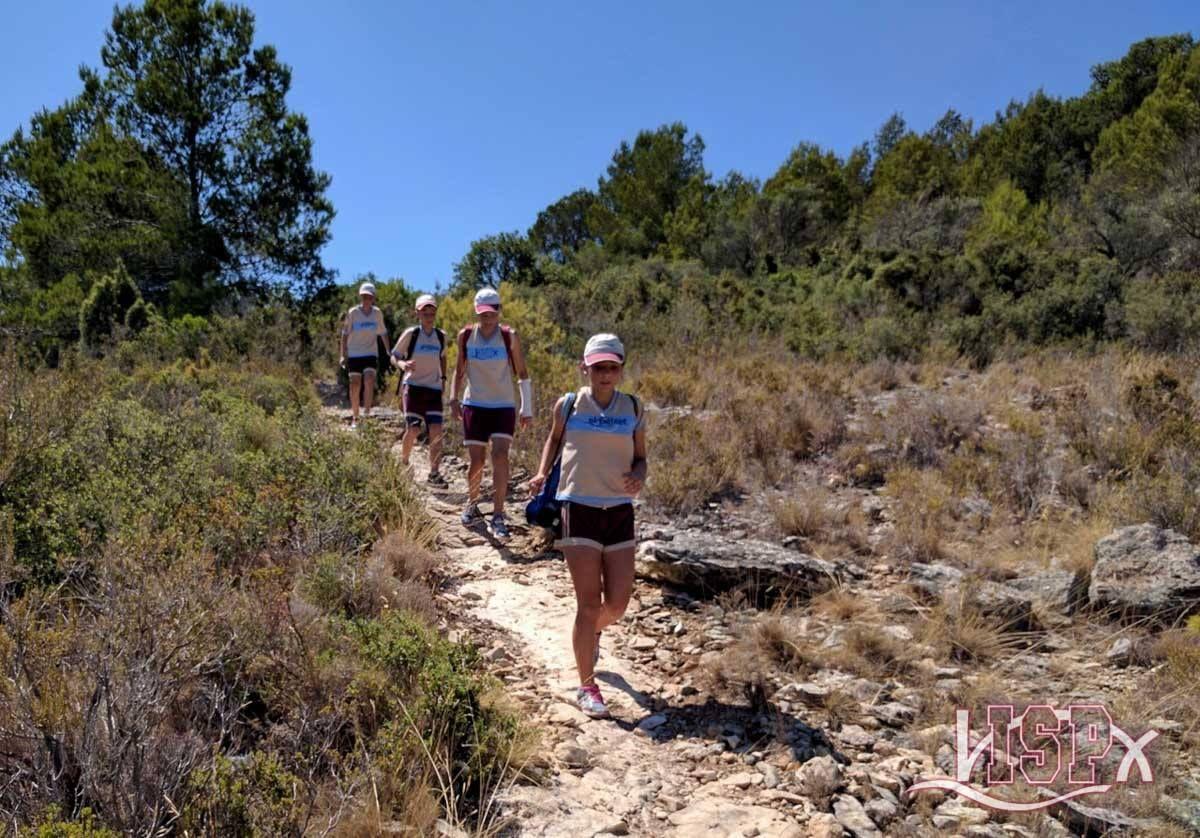 """Participantes del #SummerCampISP2016 realizaron la ruta """"Ruines de lo Castellet de Peñiscola"""""""