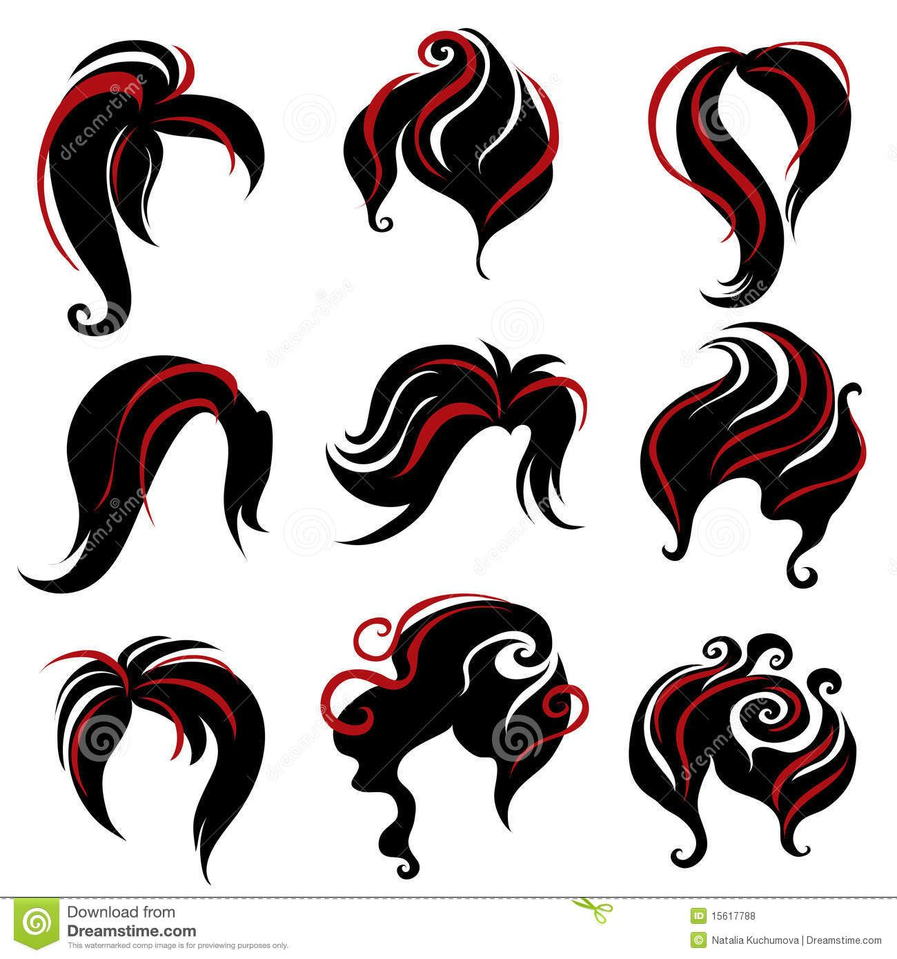 Trends For Hair Stylist Pictures Clip Art Hairstylist Tools Stylist Tools Hair Stylist