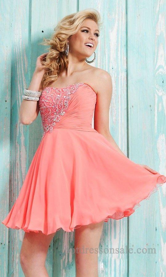 homecoming dresses homecoming dresses | Dresses | Pinterest | Moda ...