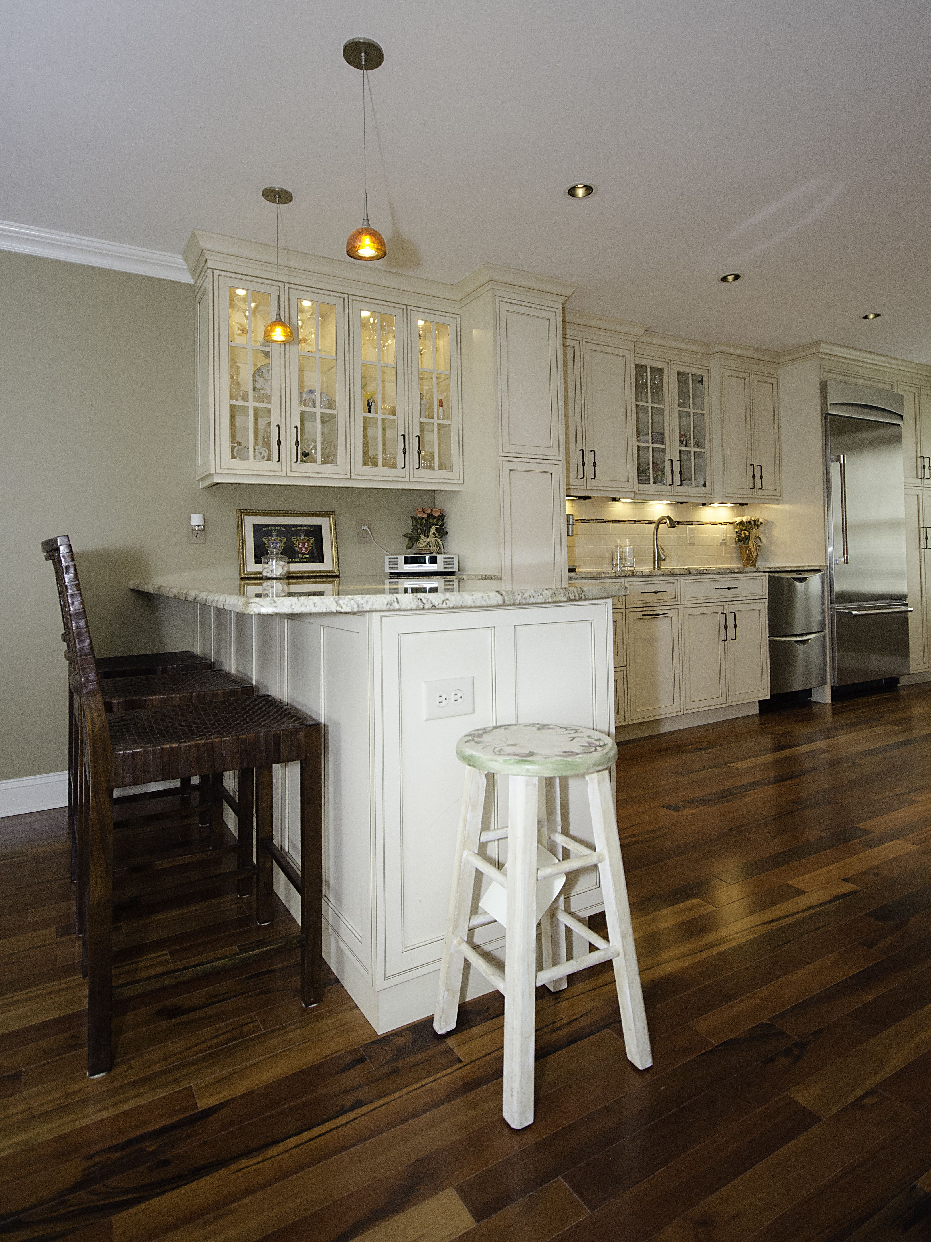 Galley Kitchen With Peninsula Neptune Njdesign Line Kitchens Stunning Design Line Kitchens Inspiration