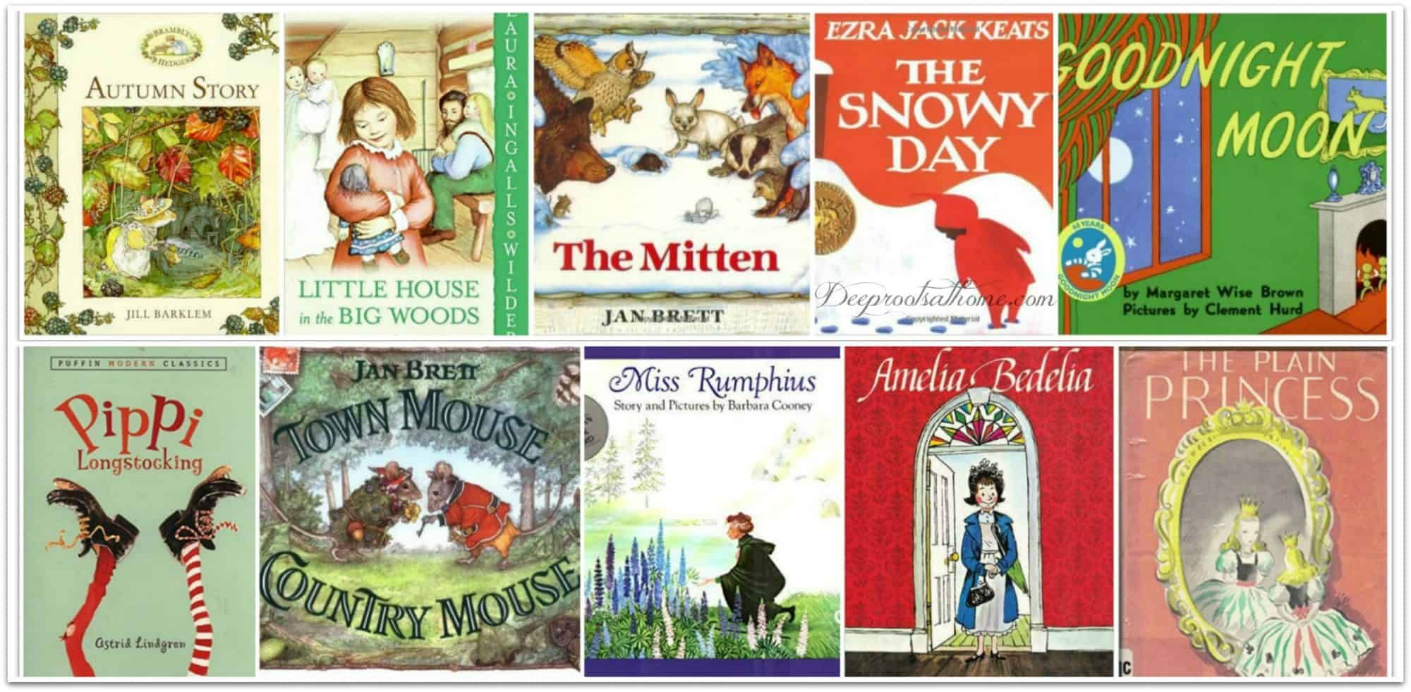 75 Classic Books We Shouldn't Neglect In A Child's Reading ...