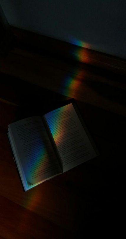 Pin By Richard Reyes On My Wallpaper Rainbow Aesthetic Rainbow
