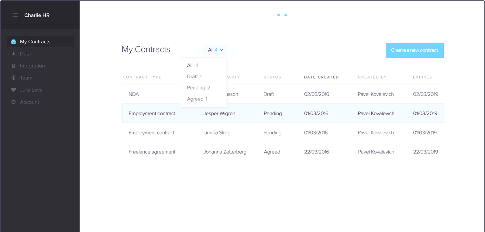 Smart Automation For Sales Contracts  Juro  Legal Design