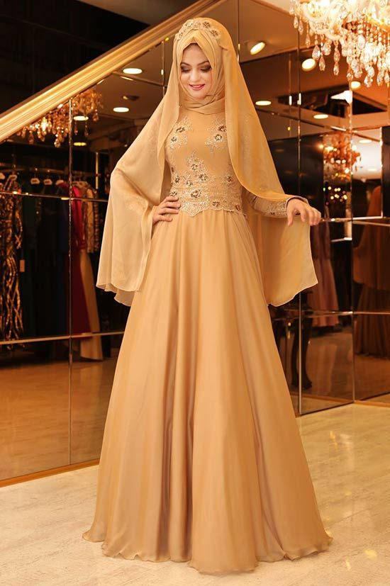 Pinar Sems Beril Abiye Gold Tesetturlu Gelinlikler Ve Gelinlik Modelleri Musluman Modasi The Dress Siyah Parti Elbiseleri