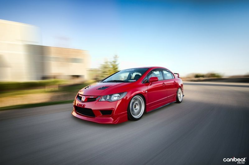 Honda Civic Mugen RR (JDM) Photo Gallery   Autoblog
