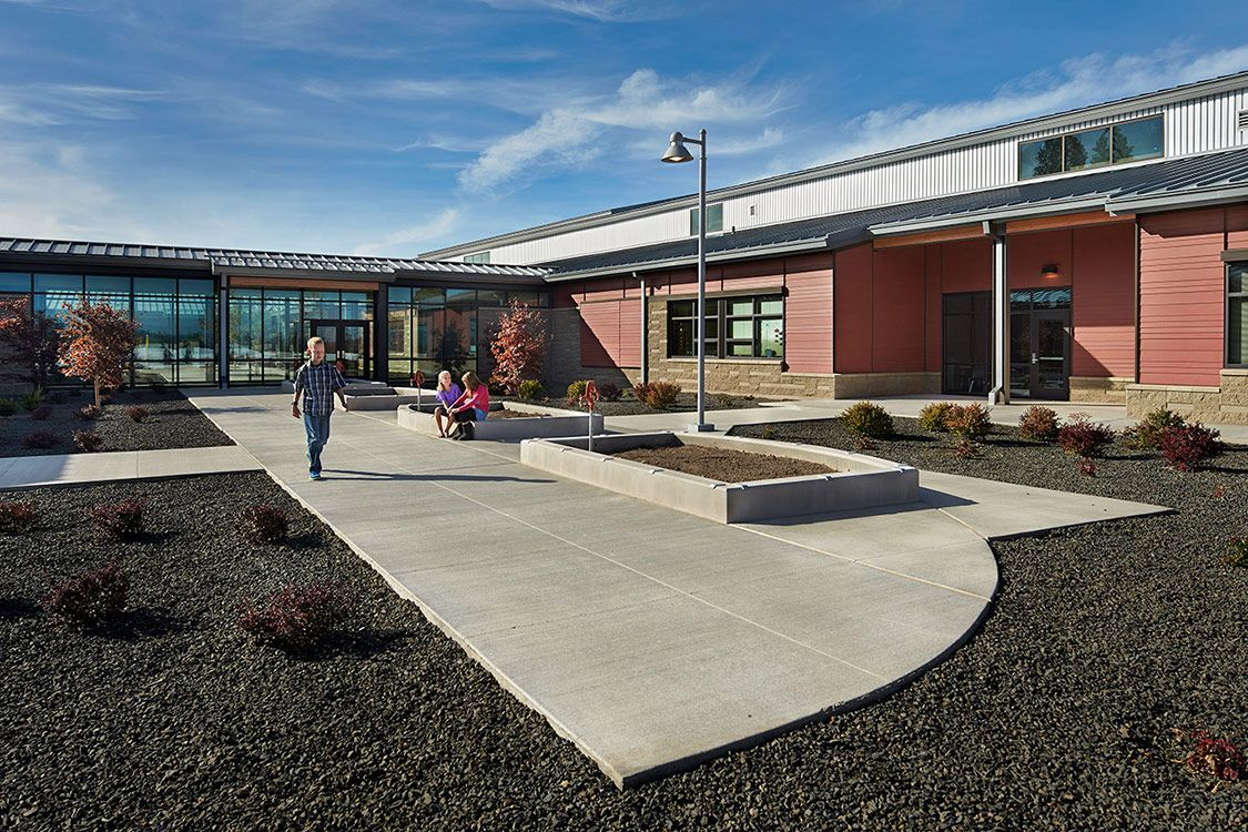 Snowdon Elementary School, Cheney Public Schools   NAC Architecture:  Architects In Seattle U0026 Spokane, Washington, Los Angeles, California |  Pinterest ...