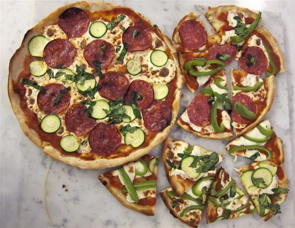 How to make jamie olivers cheats pizza in 30 minutes or less food such an easy jamie oliver pizza dough recipe forumfinder Images