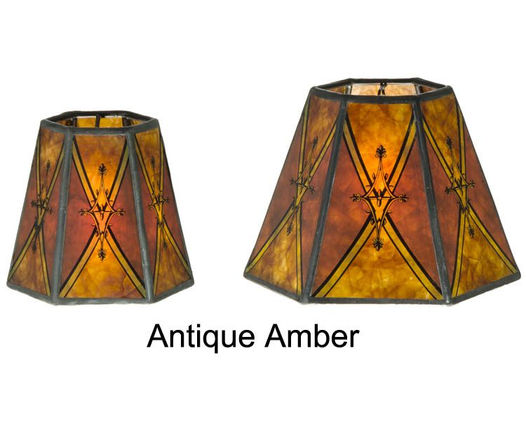 Love these but not the price tag chandelier shade mini hexagon mica · chandelier shadeslamp shadesantique