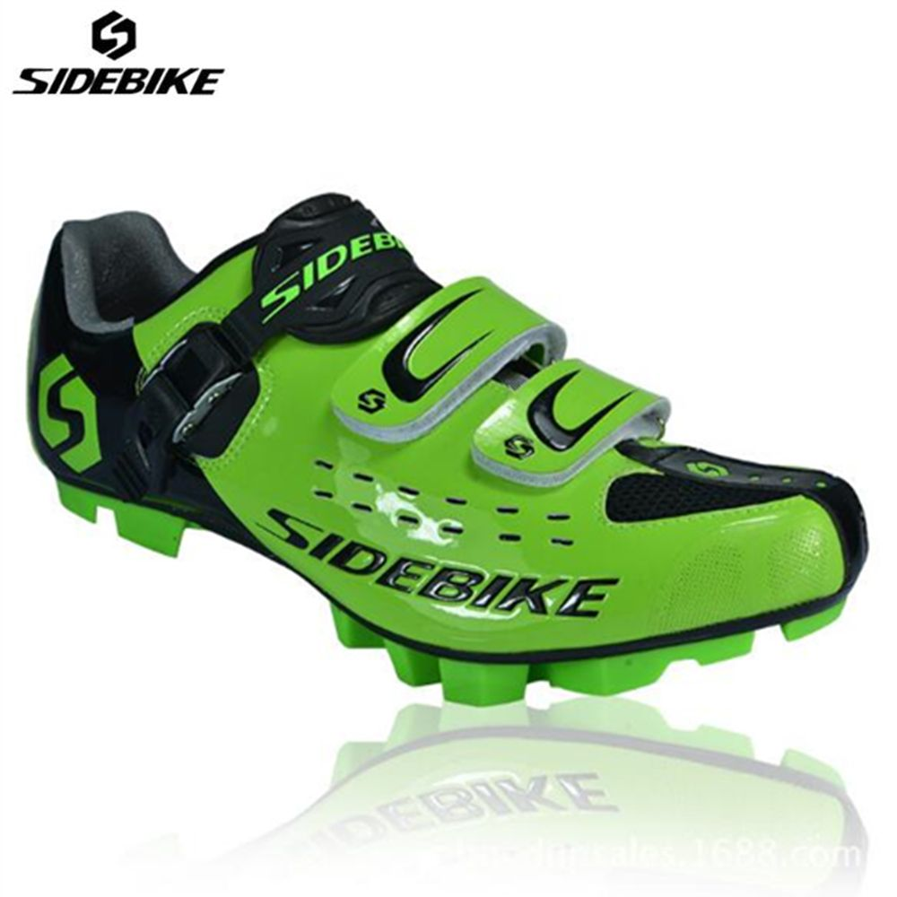 Sidebike breathable Carbon fiber Road Cycling shoes men/Women's Self-Locking Athletic mtb Bike Bicycle Shoes Quick Dry 2017 New