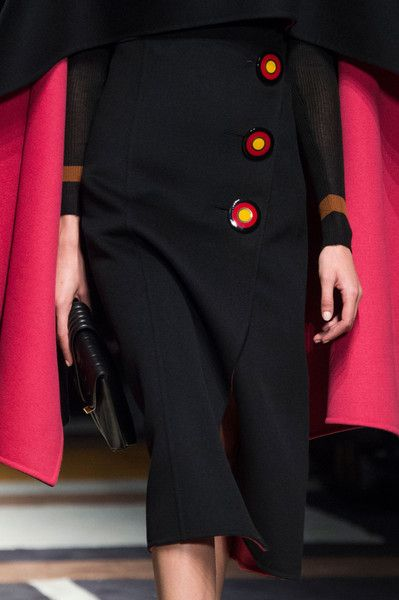 Salvatore Ferragamo at Milan Fall 2015 (Details)