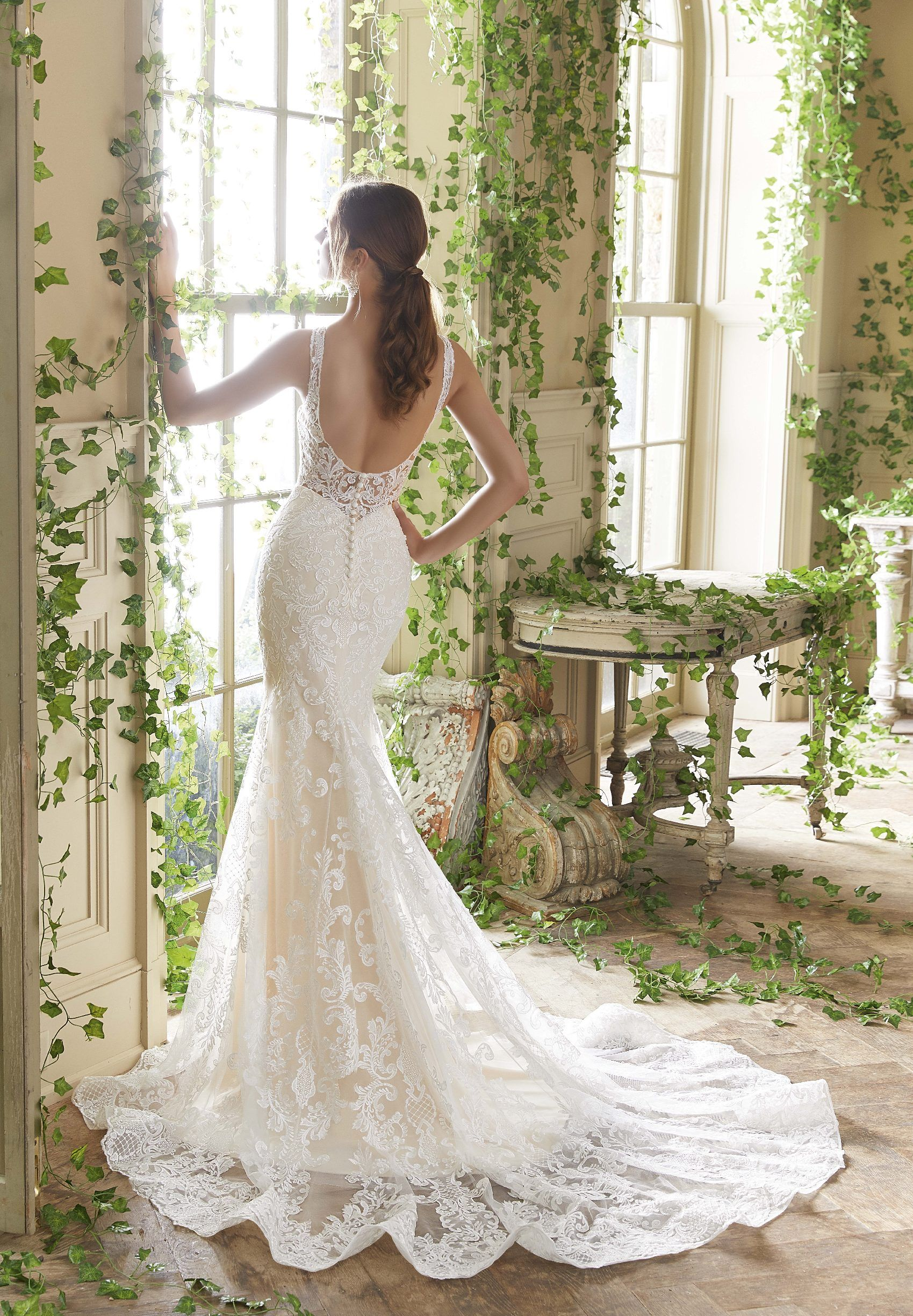 Morilee Wedding Dresses From Our Secret Garden Ss19 Blu Collection