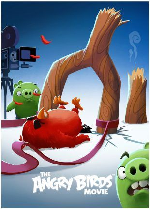 Angry Birds Pop Angry Birds Movie Poster 1 Angrybirds In 2019