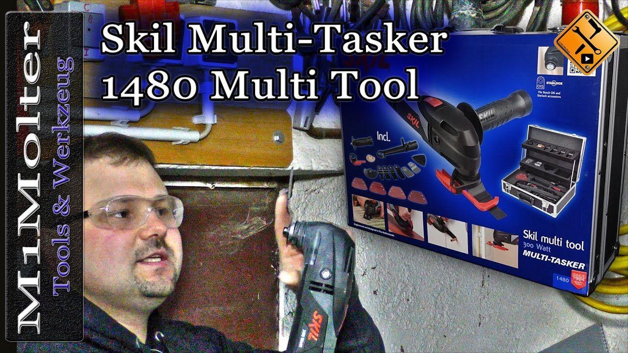 skil multi tasker 1480 - oszillationssäge test von m1molter | skil