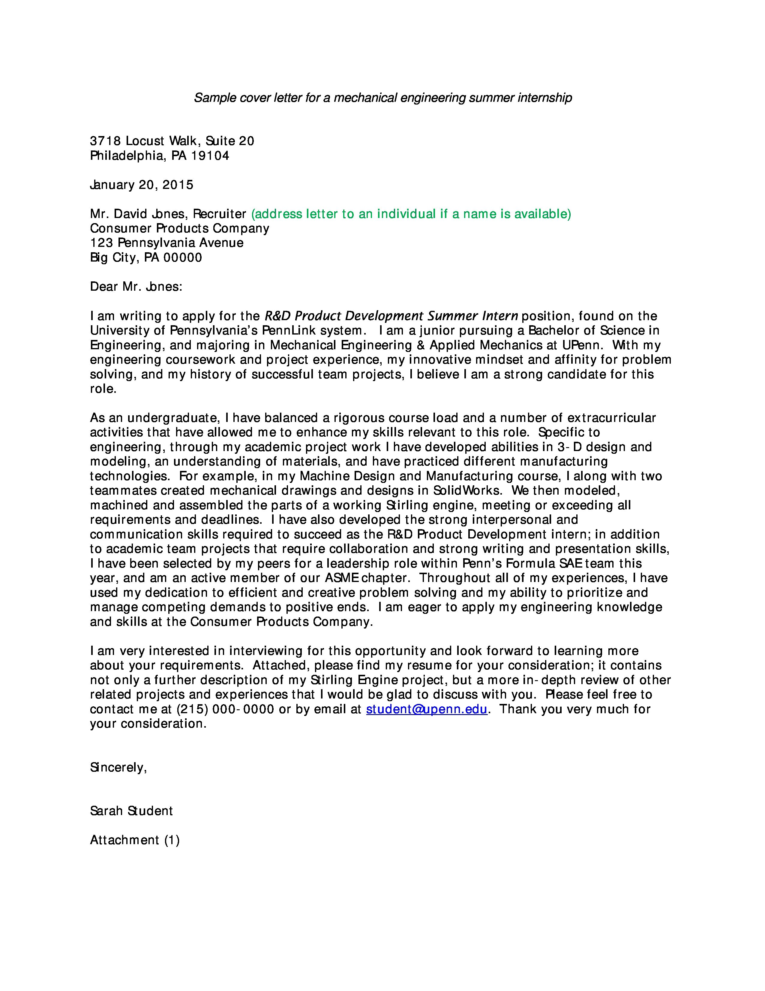 26 Cover Letter For Engineering Internship Cover Letter Tips Lettering Engineering Internships Entry level civil engineering cover letter