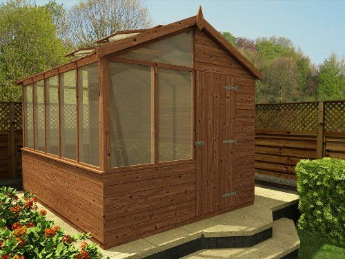 Dunster House Fennelmere 2 4m X 3m 8 X 10 Approx Wooden