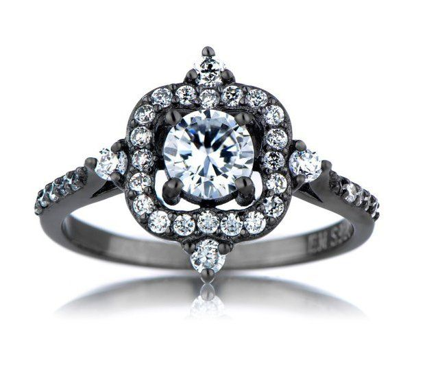 25 gorgeous engagement rings that cost under 100 - Wedding Rings Under 200