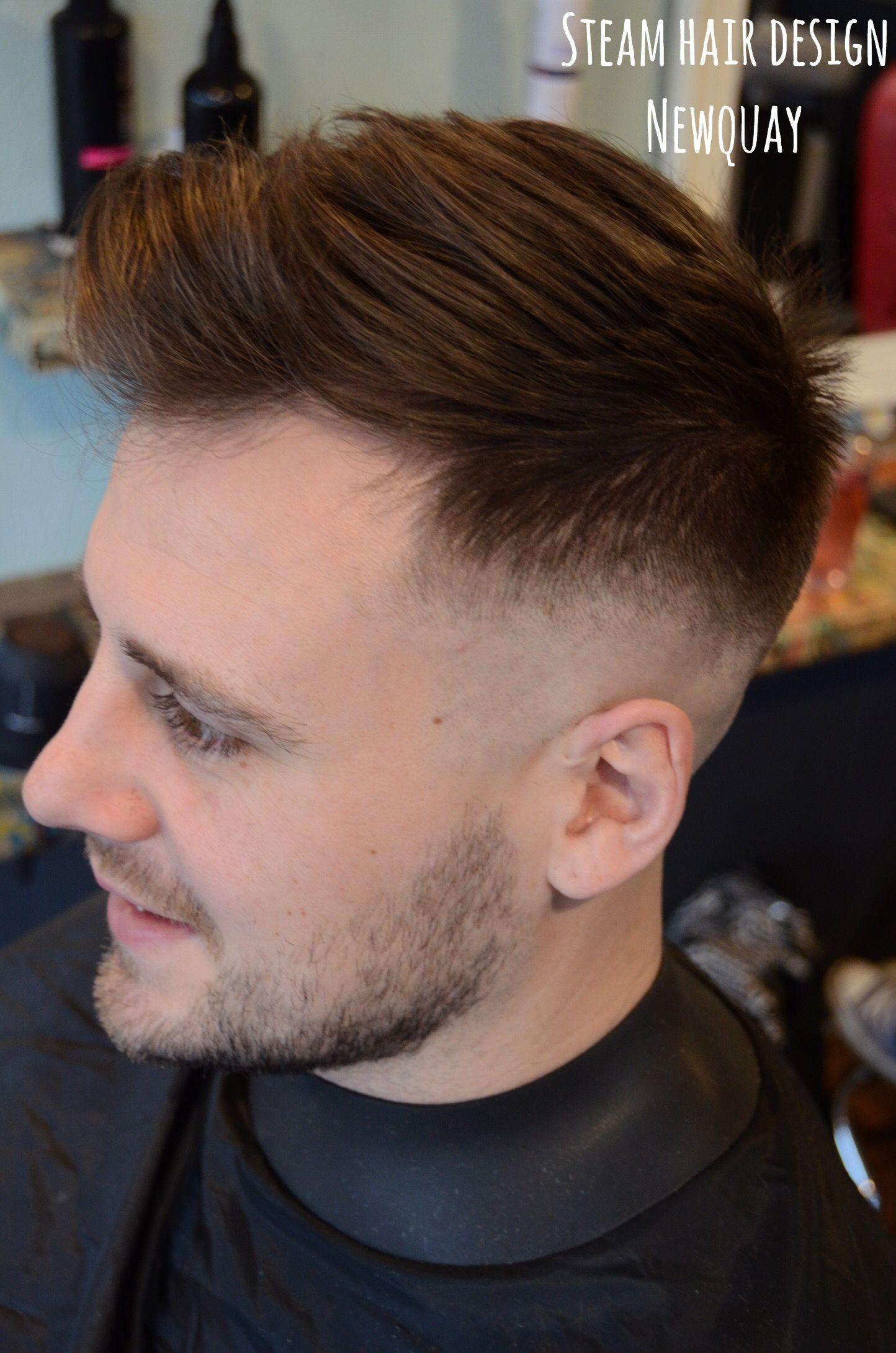 Fresh Cut Gents Hair Mens Hair Ideas Fashion Skin Fade