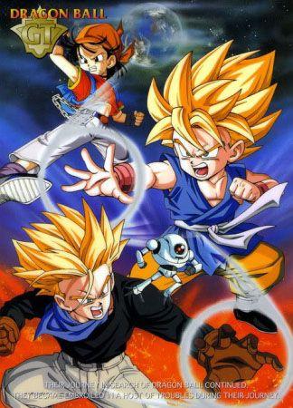 Regarder Dragon Ball GT VF episode 1 Anime Complet VOSTFR