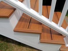 Best Composite Deck Stairs Trex And Azek Deck Stairs Deck 400 x 300