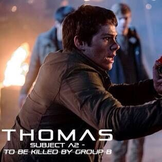 The Scorch Trials Thomas
