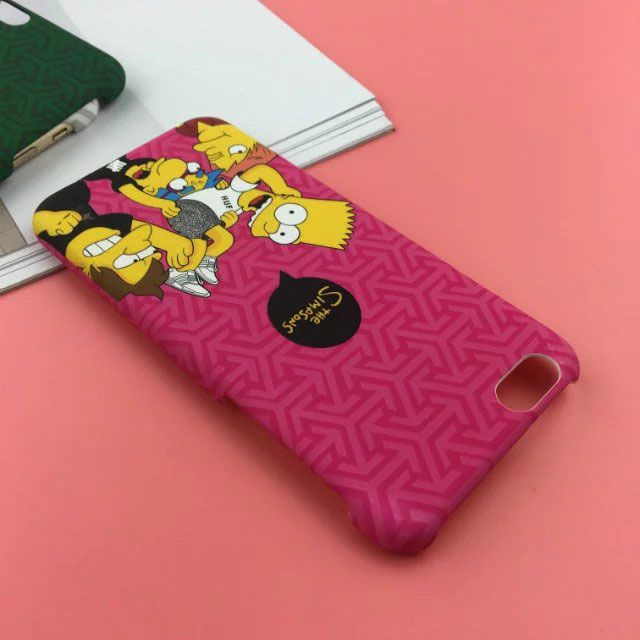 simpson iphone 6 plus case cover for sale rose