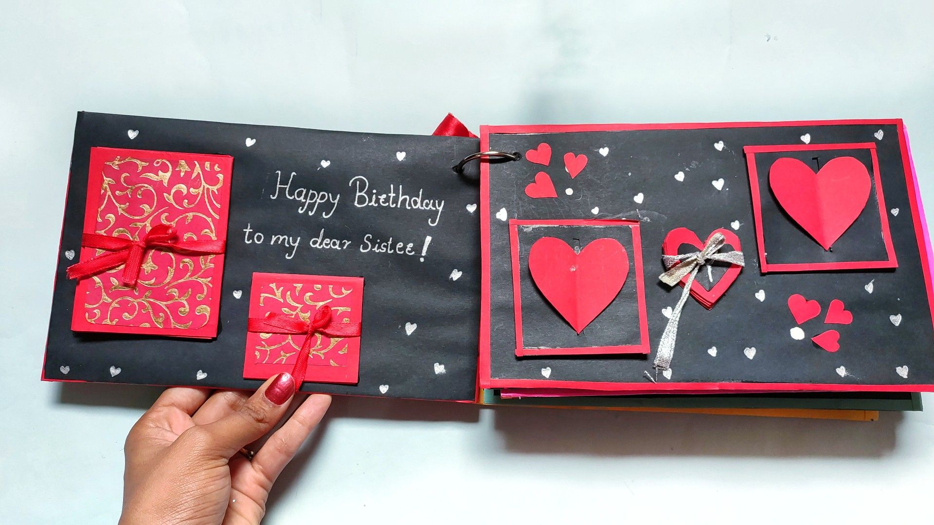 Birthday Scrapbook Ideas Unique Scrapbook Ideas By Punekar Sneha