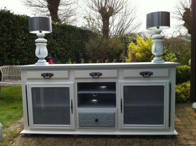vaisselier breton en buffet meuble tv