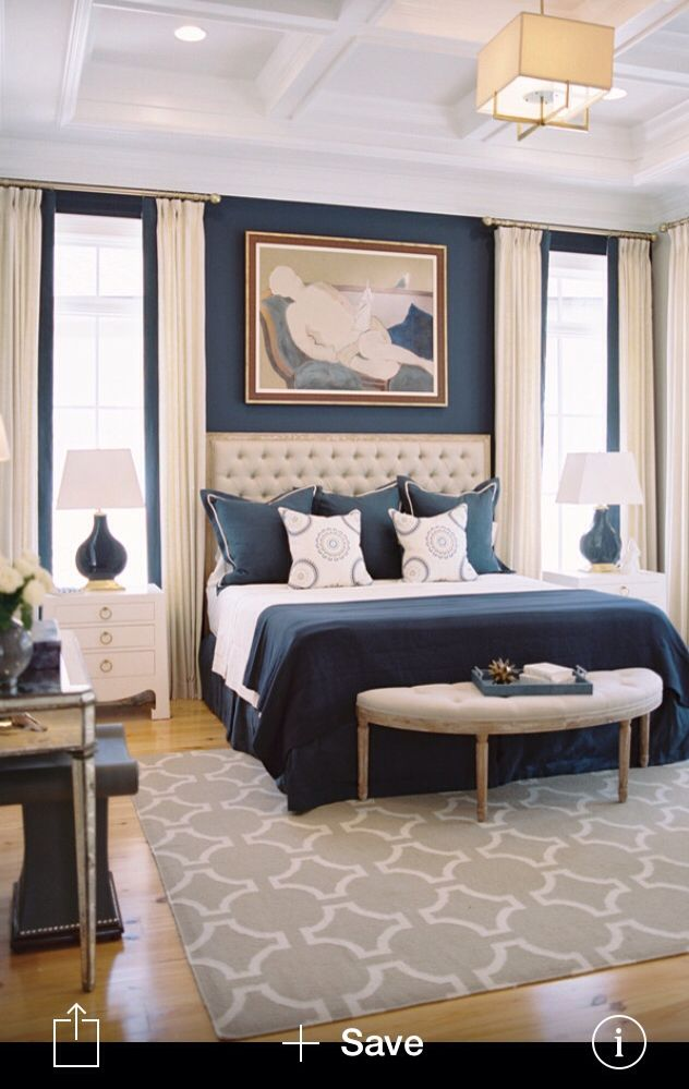 traditional blue bedroom ideas. Simple Traditional Cream White And Navy Blueu003d Classic On Traditional Blue Bedroom Ideas I