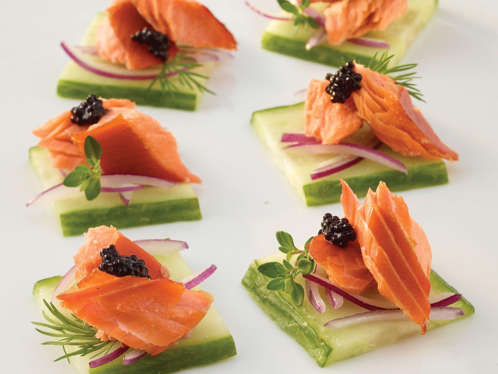 Trident Seafoods Smoked Sockeye Salmon - Traditional 4 oz