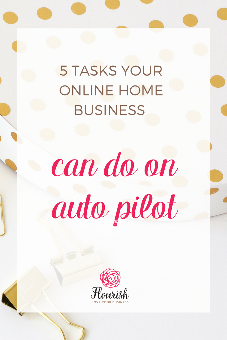 5 Tasks Your Online Home Business Can Do On Autopilot | Online ...