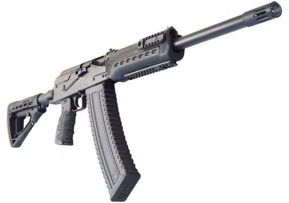 Kalashnikov Usa Ks 12 A Cool Alternative To The Vepr And Saiga