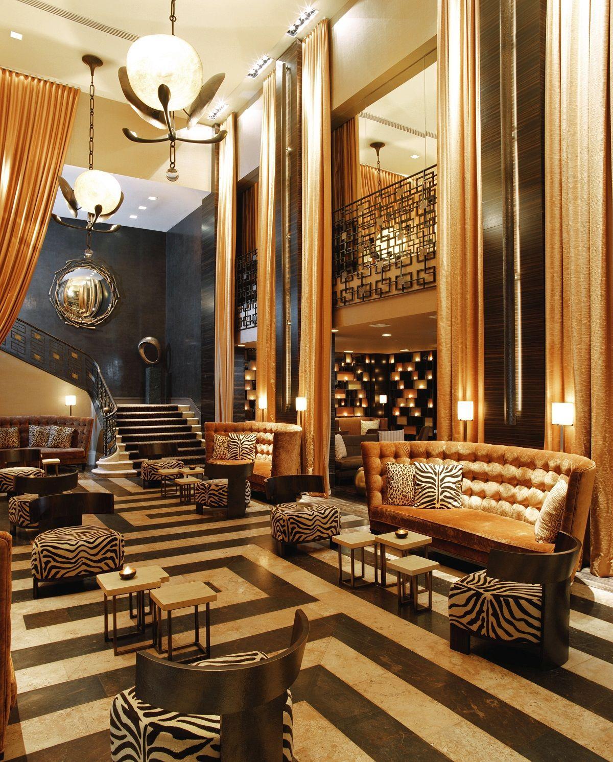 The Empire Hotel New York City Ny Usa One Of Empire Hotel Empire Hotel Nyc Hotel Decor