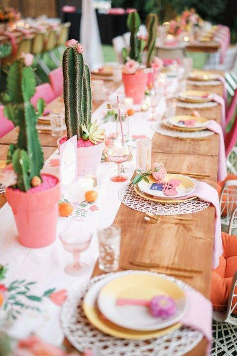 Inspiracin cactus te atreves tu boda y cactus nueva tendencia cactus para decorar tu boda te atreves httpunabodaoriginalblogdonde como y cuandodecoracion inspiracion cactus altavistaventures Gallery
