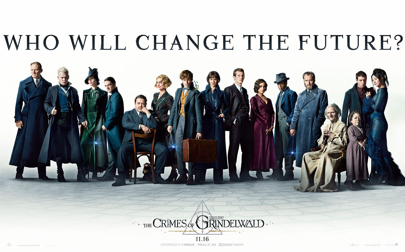 Fantastic Beasts The Crimes Of Grindelwald New Movie Trailer