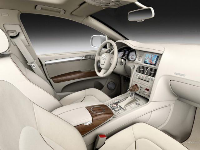 Inside View Audi Q7 Cars Amp Motors Pinterest Audi Q7