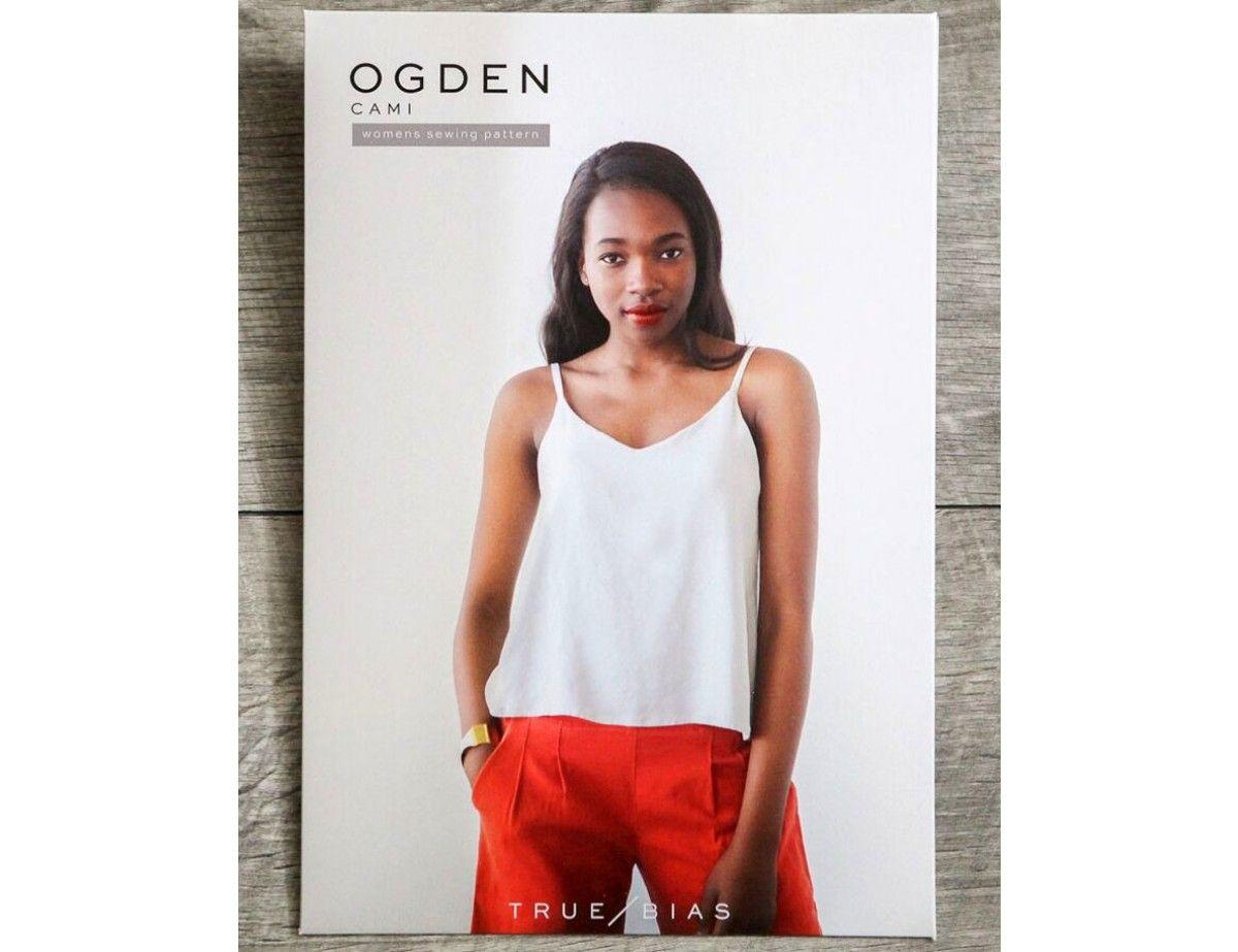 d5fa0658a053b True Bias Ogden Cami Pattern - Harts Fabric
