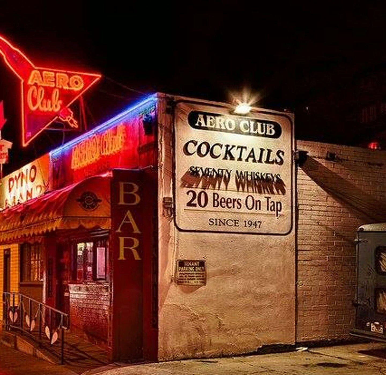 Aero Club Bar, 3365 India St, San Diego, CA 92103