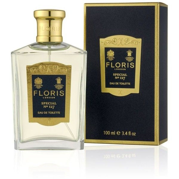 Floris Special No. 127 (EDT, 100ml) ($115) ❤ liked on Polyvore featuring beauty products, fragrance, citrus perfume, floris fragrance, lavender fragrance, heart perfume and edt perfume