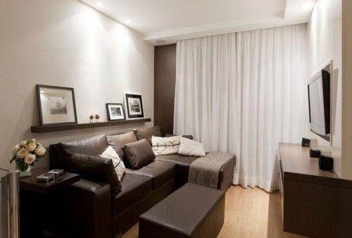 Remodelar tu sala peque a con bajo presupuesto ideas for Remodelar casa pequena