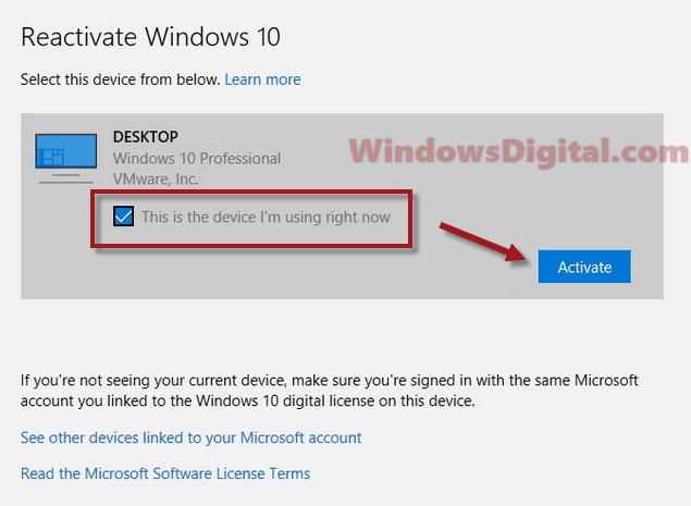 Windows 10 digital license | How activation works in Windows 10